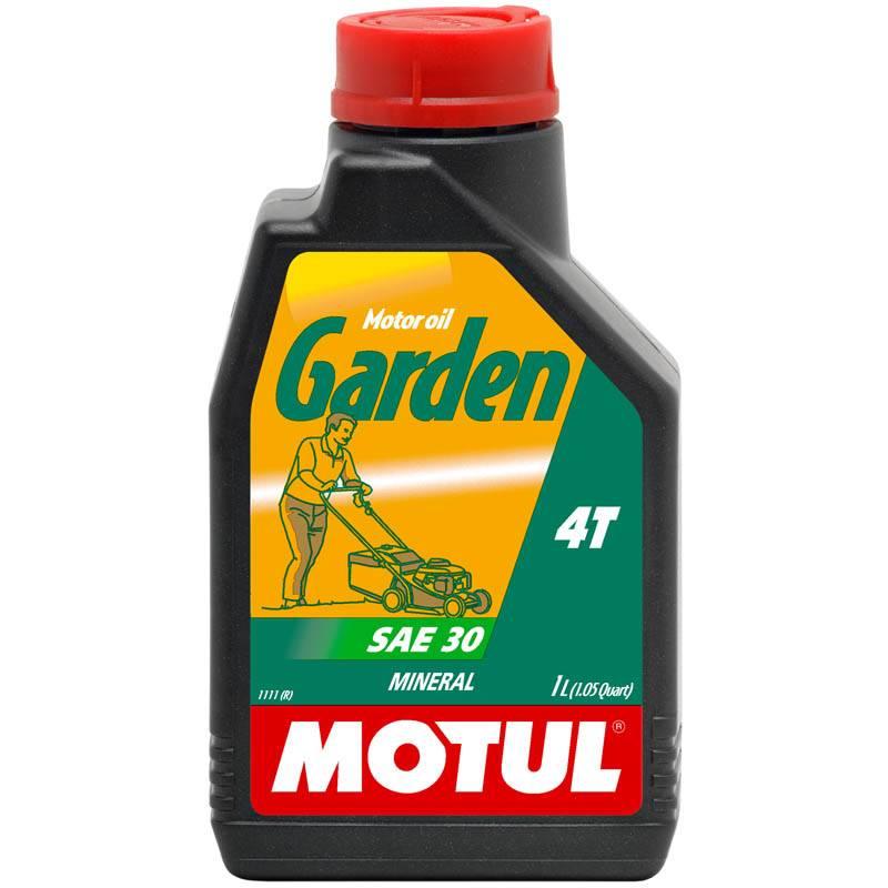 Масло Motul Garden 4T Sae 30 (0.6л.)