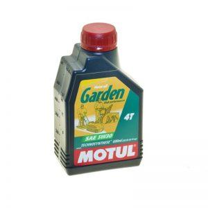 Масло Motul Garden 4T 5W 30 (0.6л.)