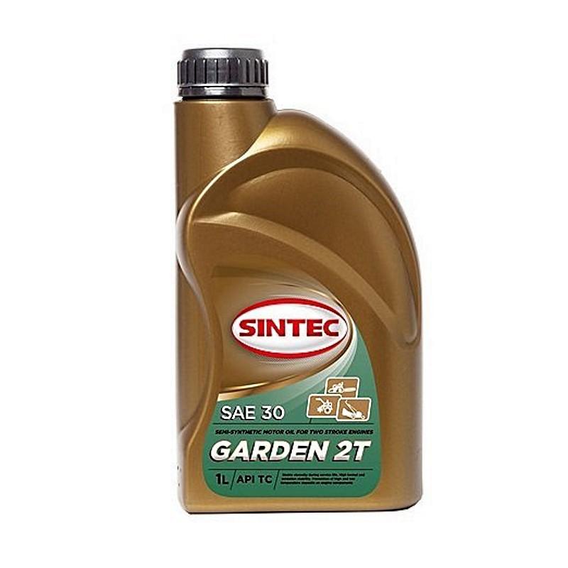 Масло Sintec Sae-30 Garden 2T (1л.)