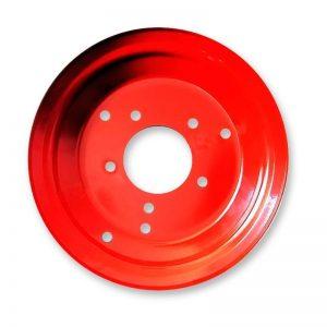 Диск колеса 4,0х10 для мотоблоков и мотокультиваторов (2шт)