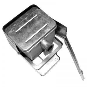 Прокладка редуктора МБ-1, Каскад, Луч (МБ.01.012.0)