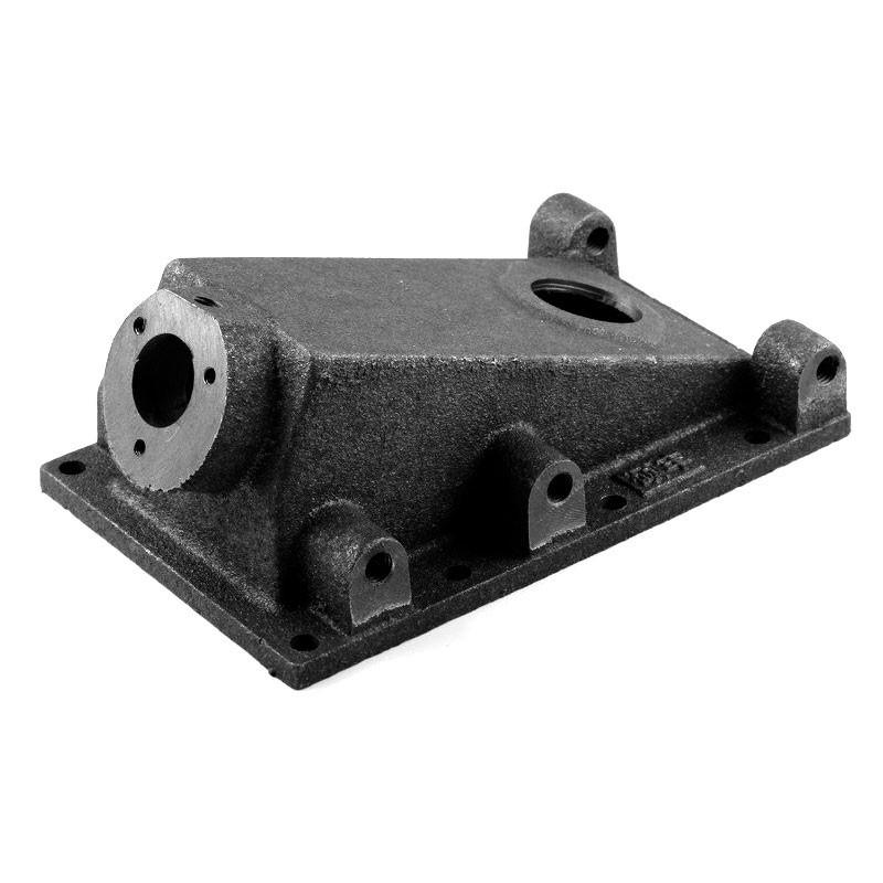 Крышка верхняя корпуса КПП (1 отверстие) — КПП/6 (3816)