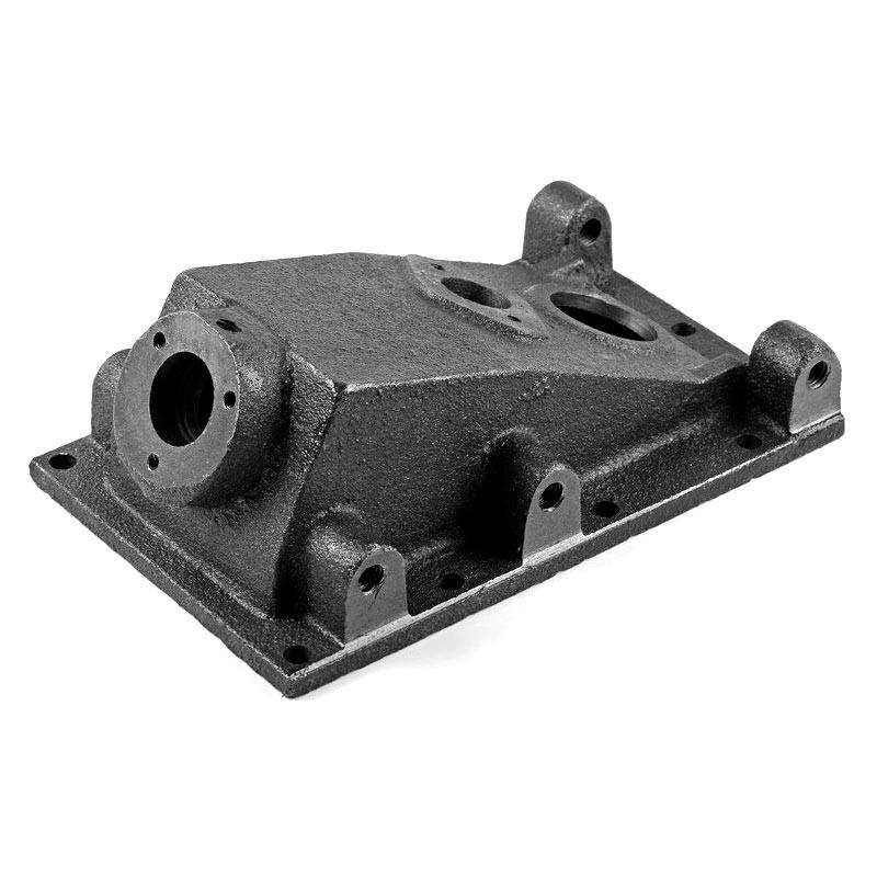 Крышка верхняя корпуса КПП (2 отверстия) — КПП/6 (3817)