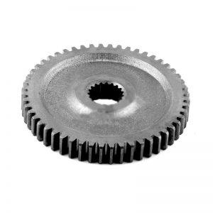 Шестерня привода вторичного вала редуктора ременного Z-52 двигателей 168F, 170F (VM054-168F-2)