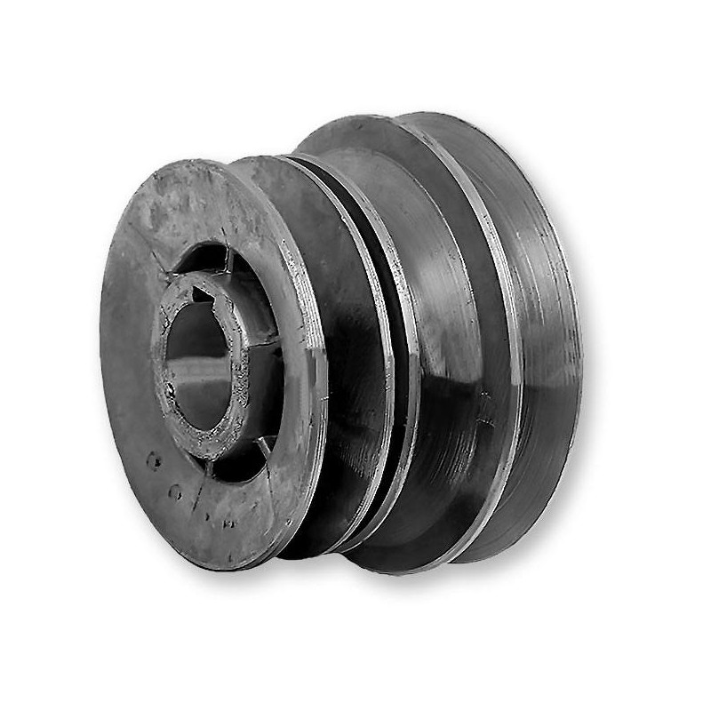 Шкив для мотоблоков НЕВА МБ-2, МБ-23 (∅ вала 25 мм)