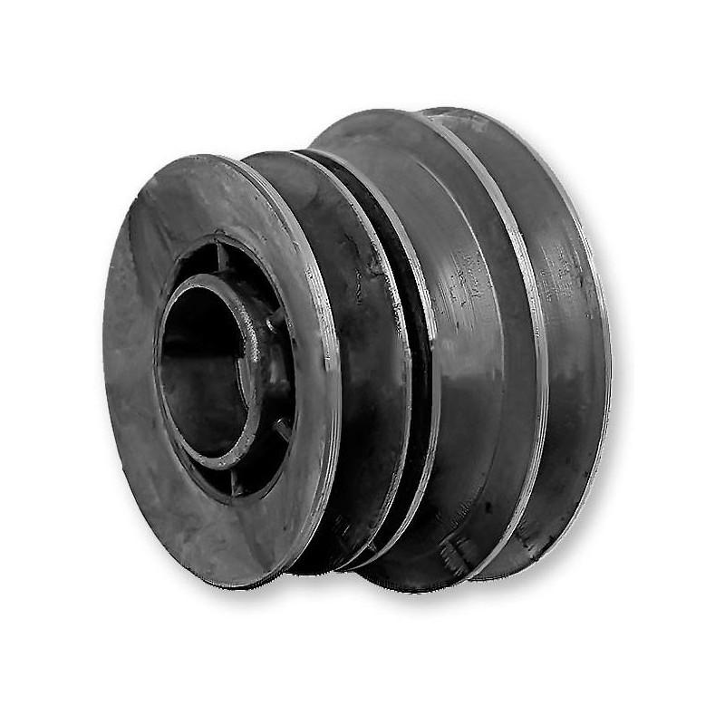 Шкив для мотоблоков НЕВА МБ-2 (∅ вала 19 мм)