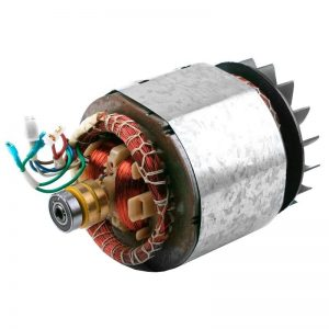 Статор в сборе с ротором 2.5KW (медь) — GN 2.5 KW
