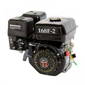 Двигатель для мотоблока Brait 168F-2 6,5 л.с.