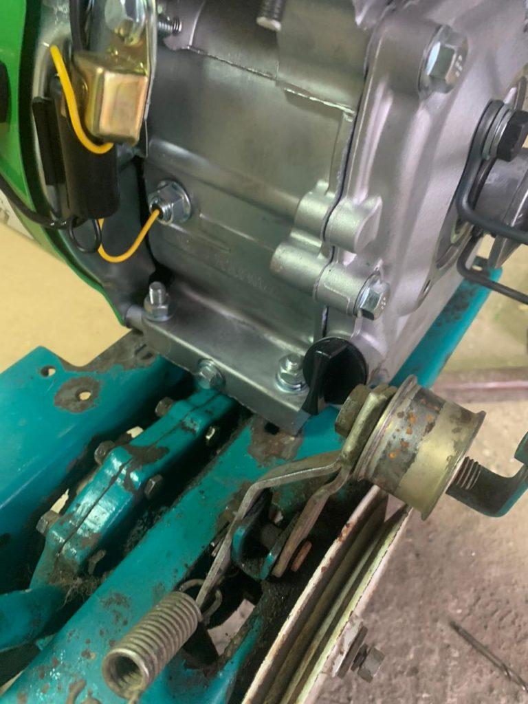 12 768x1024 - Как установить новый двигатель на мотокультиватор КРОТ - poleznye-stati