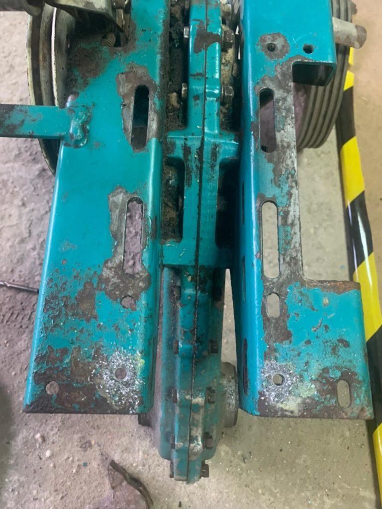13 768x1024 - Как установить новый двигатель на мотокультиватор КРОТ - poleznye-stati