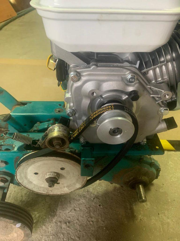 6 768x1024 - Как установить новый двигатель на мотокультиватор КРОТ - poleznye-stati
