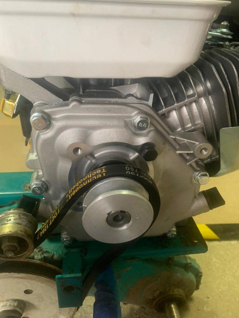 8 768x1024 - Как установить новый двигатель на мотокультиватор КРОТ - poleznye-stati