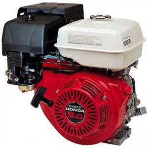 Двигатель для мотоблока Honda GX270 9 л.с.