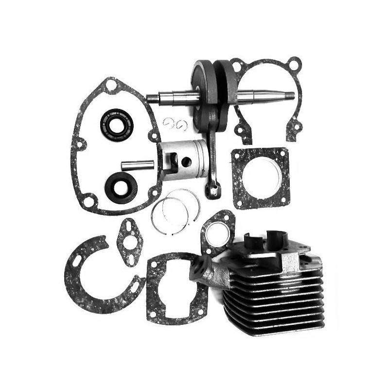 Ремкомплект двухтактного двигателя Крот МК 1а-01(02)
