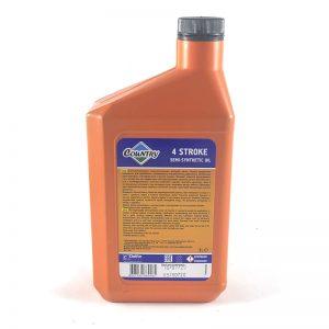 Масло полусинтетическое для четырехтактных двигателей Country 10W-40 1 л